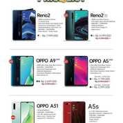 Oppo A31 Promo Cashback Bisa Cicilan DP Murah Plus Gratis 1x Cicilan Di Akhir (23845335) di Kota Bandung