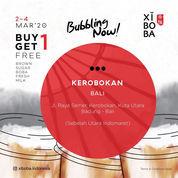 Xi Boba Promo Opening Store Di Kerobokan, Beli 1 Gratis 1 (23860251) di Kab. Badung