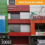 Ruko Plaza De Lumina, TSI, Jakarta Barat, 5x15m, 3 Lt (23863551) di Kota Jakarta Barat