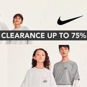 Blibli Promo Nike Clearance Sale Diskon Hingga 75%!