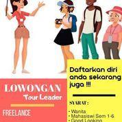 LOKER TOUR LEADER FREELANCE UNTUK MAHASISWI (23869059) di Kota Malang