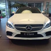 Mercedes-Benz C 300 Coupe AMG Line (23869747) di Kota Jakarta Selatan