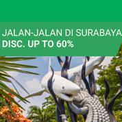 Shopee Promo Tiket Wisata Jalan-Jalan di Surabaya Diskon Hingga 60%!