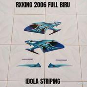 Striping RXKing 2006 Full Biru