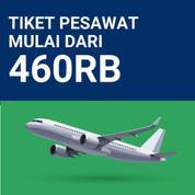 Shopee Promo Tiket Pesawat Special Mudik Mulai Dari Rp 460.000!