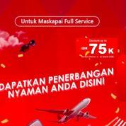 Airpaz Promo Penerbangan Maskapai Full Service Diskon Hingga Rp 75.000!