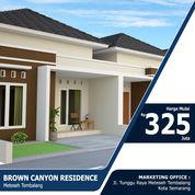 Brown Canyon Residence, Perumahan Tembalang Semarang