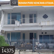 Rumah Puri Kencana Utama, Puri Indah, Jakarta Barat, 9x18m, 2 Lt, SHM (23886663) di Kota Jakarta Barat