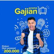Tiket.com Promo Tiket Pesawat Domestik Diskon Hingga Rp 200.000!