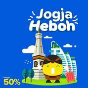 Tiket.com Promo Jalan-Jalan ke Yogyakarta Diskon Hotel Hingga 50% + Ekstra Diskon Hingga Rp 300.000!