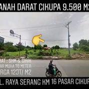 Tanah Cikupa 9.500 M2 Di Jalan Propinsi Kab Tangerang Banten (23893467) di Kab. Tangerang