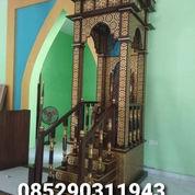 Mimbar Dan Podium Masjid Kubah Turki (23895159) di Kab. Jepara