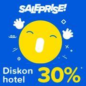 Tiket.com Promo Hotel Saleprise Diskon Hingga Rp 500.000!