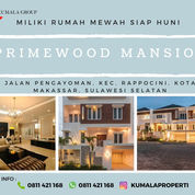 PERUMAHAN PRIMEWOOD MANSION DI PENGAYOMAN (23900663) di Kota Makassar
