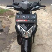 2013 Honda Beat Hitam Nego