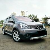NISSAN NEW LIVINA X-GEAR 2014 AT Seat 3Baris KM50.000 Avanza Xenia Brv Terios Rush Innova Jazz Yaris
