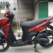 New Soul Gt 125 Injeksi Blue Core (23910519) di Kota Banjarmasin