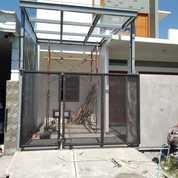 Pagar Cantik Perforated Transparan (23913327) di Kota Malang