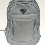 Polo Hummer Tas Ransel Laptop Backpack Built In USB (23917355) di Kota Semarang