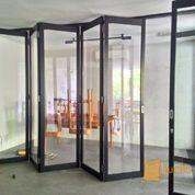 Pintu Kaca Lipat Per Daun (23918411) di Kota Malang