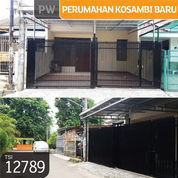 Rumah Perumahan Kosambi Baru, Jakarta Barat, 6x16,5m, 1 Lt, SHM (23922603) di Kota Jakarta Barat