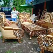 Sofa Tamu Ukir Gold (23927215) di Kota Tangerang