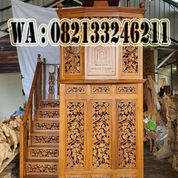 Mimbar Masjid Jepara Ukir (23927895) di Kab. Jepara