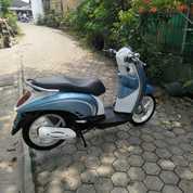 Honda Scoopy 2012 (23938315) di Kota Medan