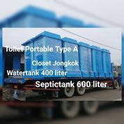 WC Portable Closet Jongkok