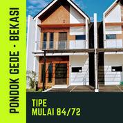 (Yovie Dion) Rumah Ready Cantik Dalam Towhhouse Pondok Gede (23941727) di Kota Bekasi