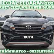PROMO TOYOTA RUSH 2020 PAKET CICILAN SUPER MURAH SPECIAL LEBARAN (23941879) di Kab. Bekasi