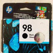 HP 98 Black + HP 95 Tri-Color Ink Cartridge (23947167) di Kota Jakarta Utara