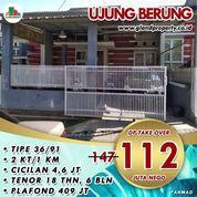 MURaH!!!..RUMaH TAkE OVER DP 107 JT NEGOO DI UJUNG BERUNG DKT TRANSMART DAN KAMPUS IAIN (23947375) di Kota Bandung