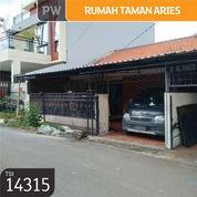 Rumah Taman Aries, Kembangan, Jakarta Barat, 8x15m, 1Lt, SHM (23948691) di Kota Jakarta Barat