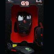 mouse Game Fantech G9 (kabel)