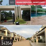 Rumah Green Puri, Jakarta Barat, 6x15m (23956395) di Kota Jakarta Barat