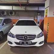 Mercedes Benz E250 Avantgarde Putih 2014/2015 Kondisi Mulus (23958031) di Kota Bekasi