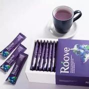 Roove Premium Beauty Drink 1 Box Isi 20 Sachet Utk 10 Hari