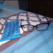 Kacamata Illustro ORIGINAL. Baru Beli 1 Hari Tapi Tidak Jadi Dipakai (23966203) di Kota Malang