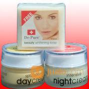 Cream Wajah Glowing Cream Dr Pure