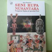 Buku Seni Rupa Nusantara