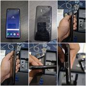 Samsung S8 Plus 64gb Midnight Black (Second Nego)