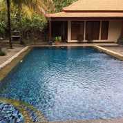 Rumah Semi Villa Dikawasan Renon Jalan Tukad Badung Dkt Ke Fasilitas Umum (23972775) di Kota Denpasar