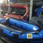 Perahu Karet Bonrue Ukuran 425 Kap 8 Orang (23980059) di Kota Jakarta Timur