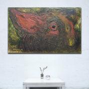 Lukisan Cat Minyak Diatas Kanvas, Pelukis Hepi Indra Wijaya Asal Surakarta (23984283) di Kota Depok