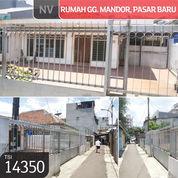 Rumah Gg. Mandor, Jakarta Pusat, 9x27,7m, 1 Lt, SHM (23984835) di Kota Jakarta Pusat