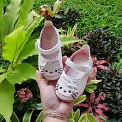Hello Kitty White Sepatu Baby On Pormo