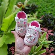 Sepatu Bayi Rabbit 2 Warna On Promo