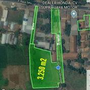Lahan Pergudangan 3.250 M2 - Cibitung (23987103) di Kab. Bekasi
