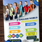 J-English World (23987319) di Kab. Tebo